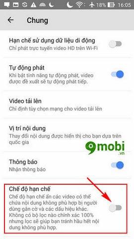 chan noi dung khong phu hop cho tre tren youtube 5